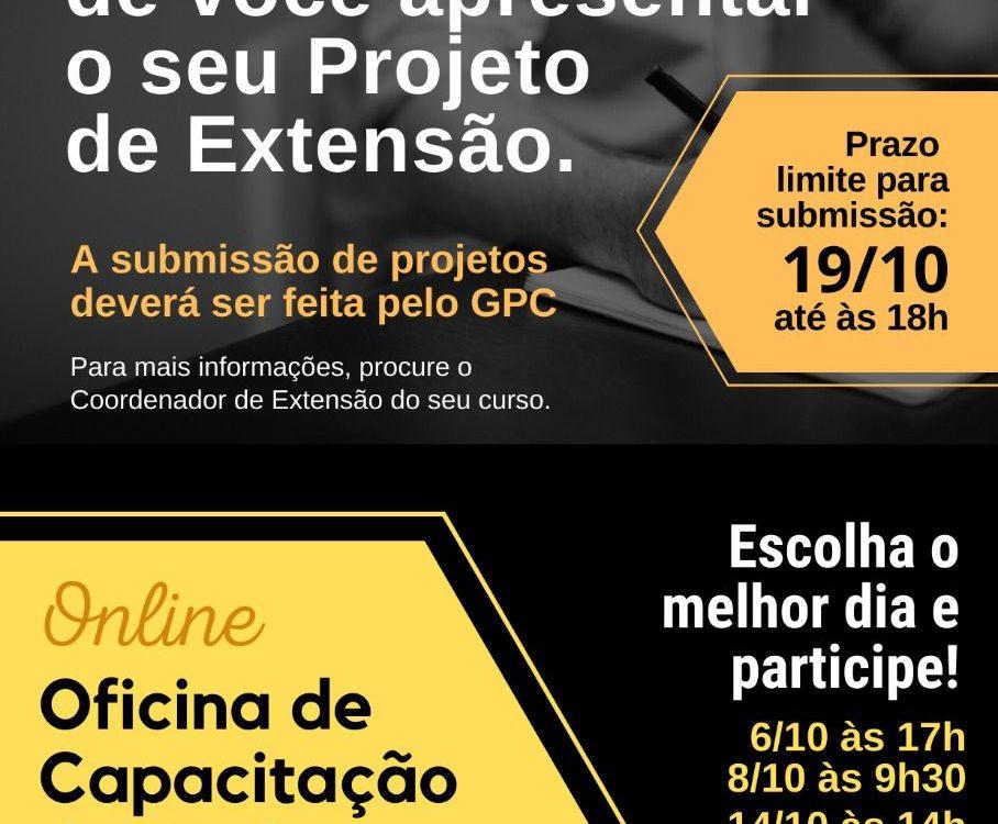 Projetos de Extensão Universitária PUC Minas